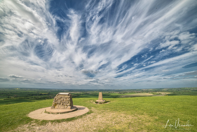 Ivinghoe Beacon, Ashridge Estate, Herts
