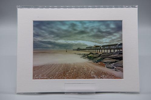 Southwold Pier Suffolk 'Soft Waters'