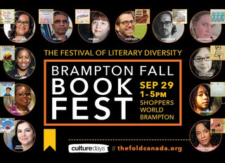 Brampton Fall Book Fest