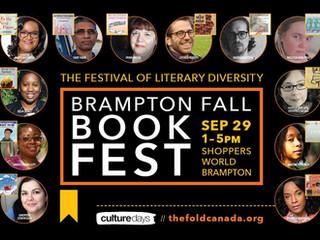 Brampton Fall Book Fest