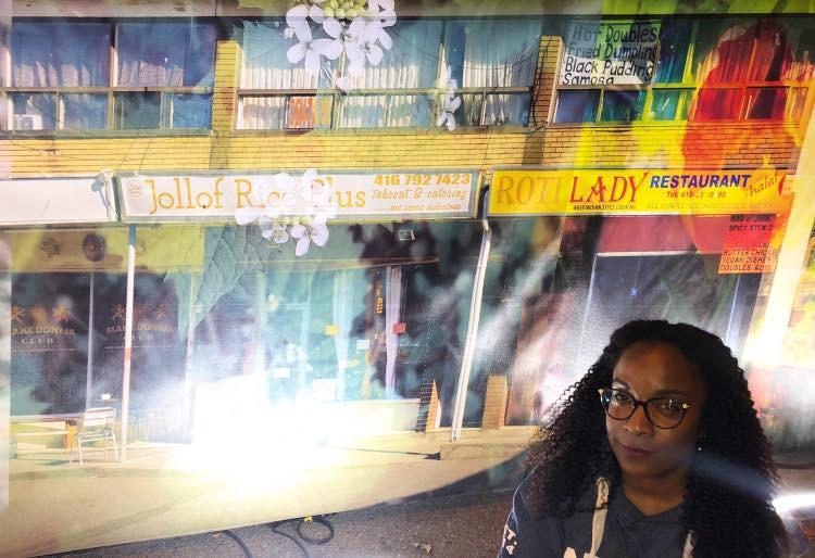 Nuit Blanche Scarborough 2019 - Artist: Esmond Lee