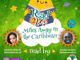 Read2Me TT - tucking the nation's children to bed!