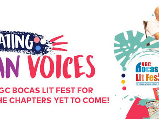 Children Bocas Lit Fest