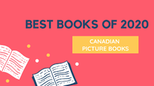 CBC best Canadian picture books of 2020