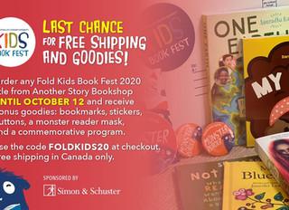 Fold Kids Book Fest 2020