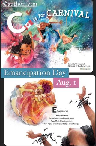 HAPPY EMANCIPATION DAY