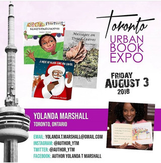 Toronto Urban Book Expo