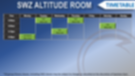 Kilsyth GYM Spartans Warrior Zone Altitude Room Timetable.png