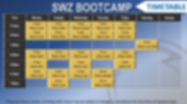 Kilsyth GYM Spartans Warrior Zone Bootcamp Timetable.png