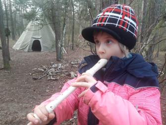 Strombulíni v lese 18. týden