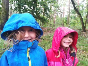 Strombulíni v lese, 36. týden