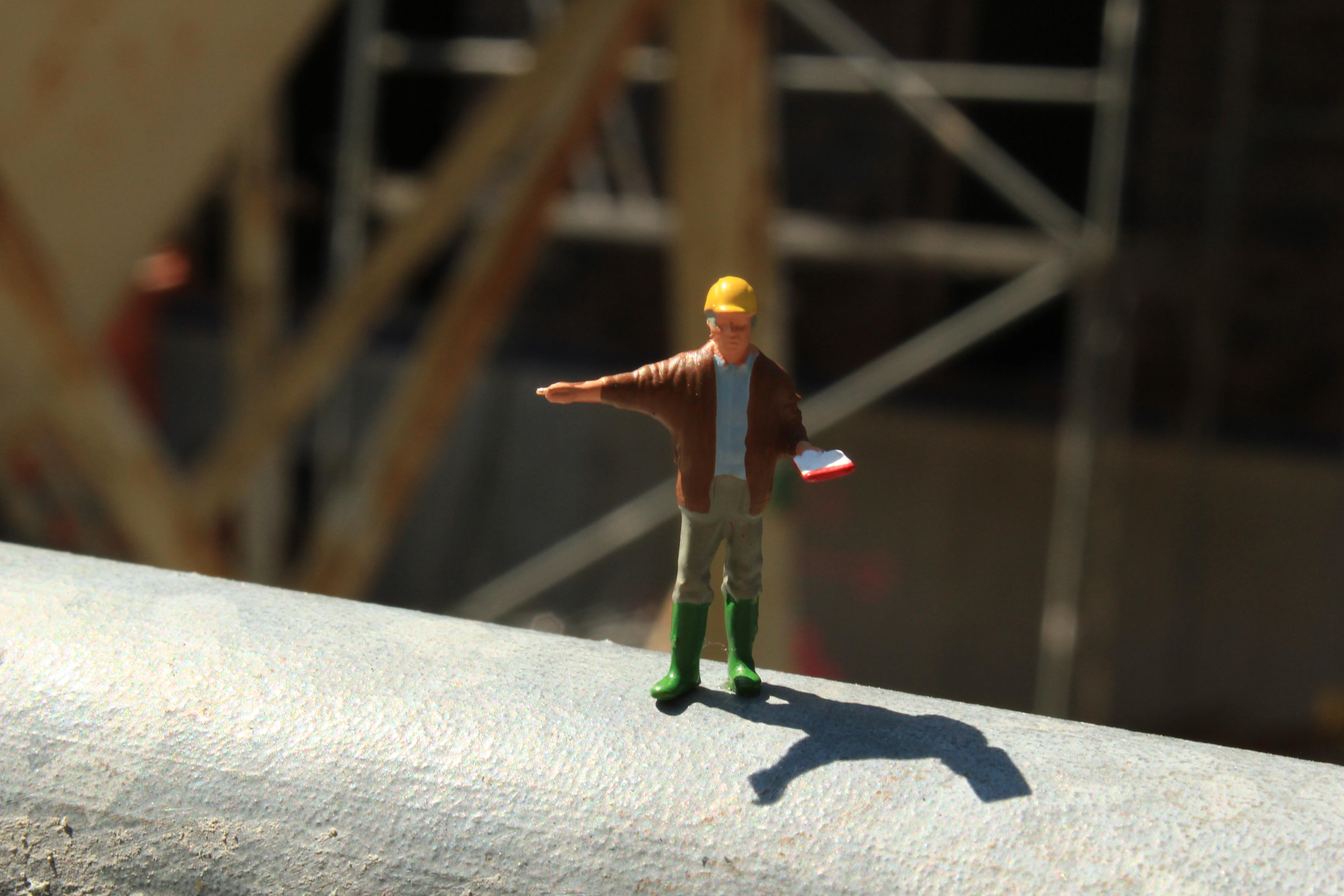 Bauarbeiter 3
