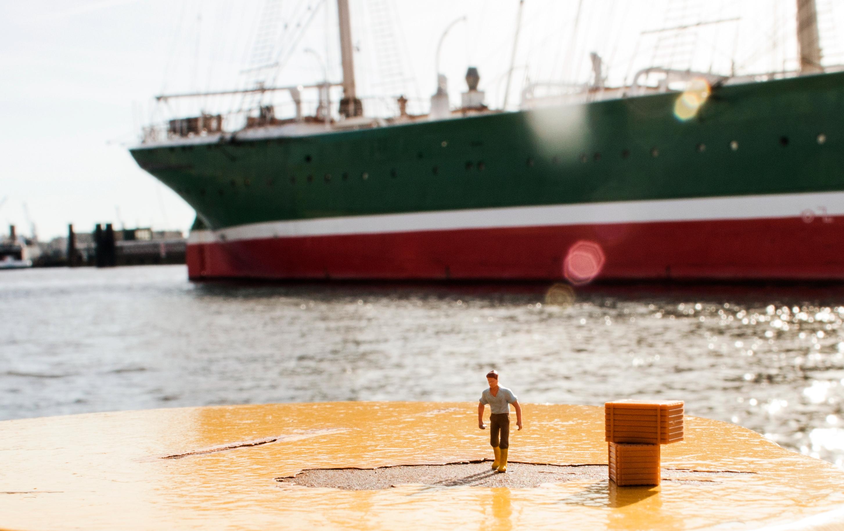 Hafenarbeiter 1