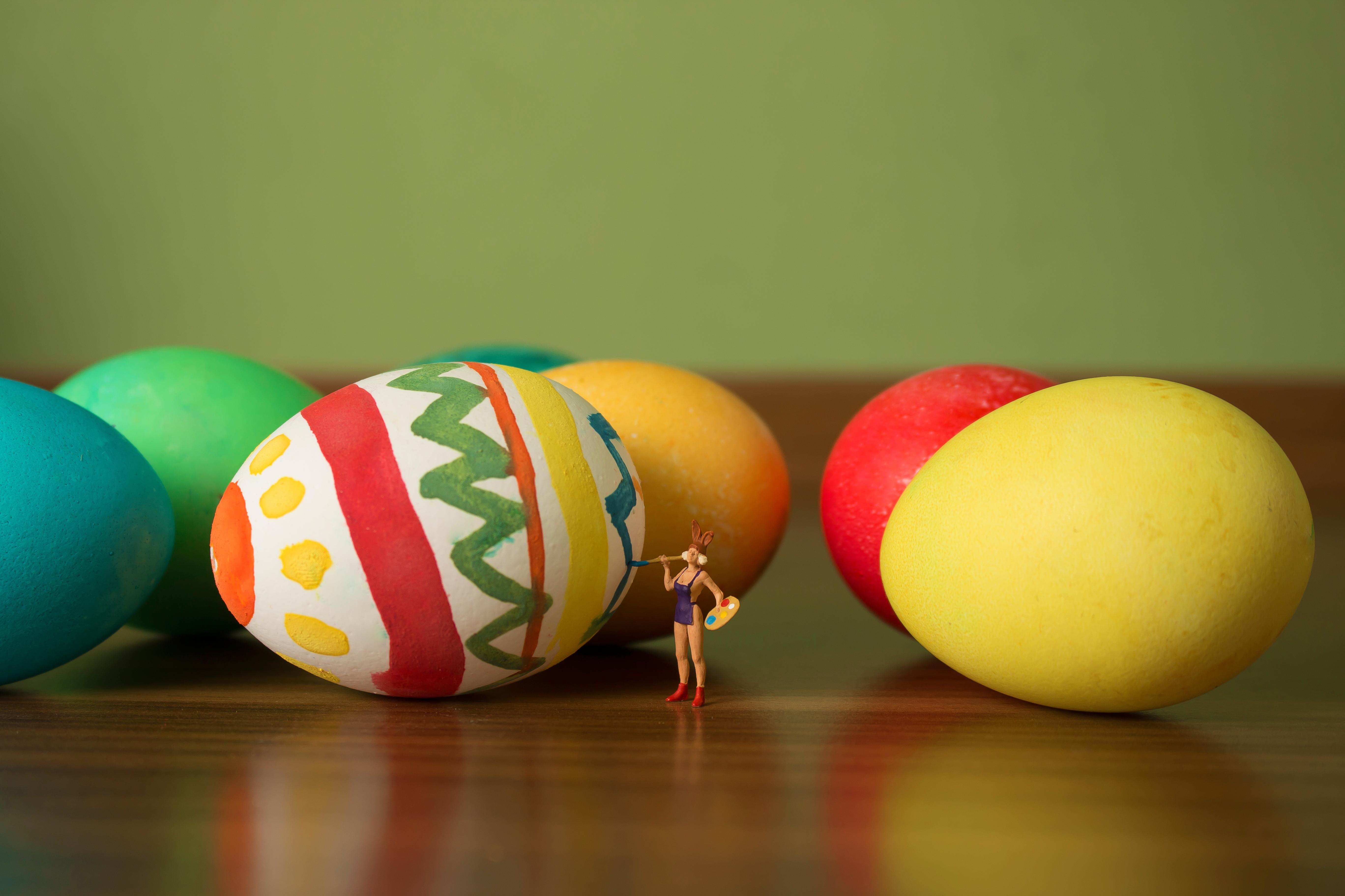 Eierbemalen 1