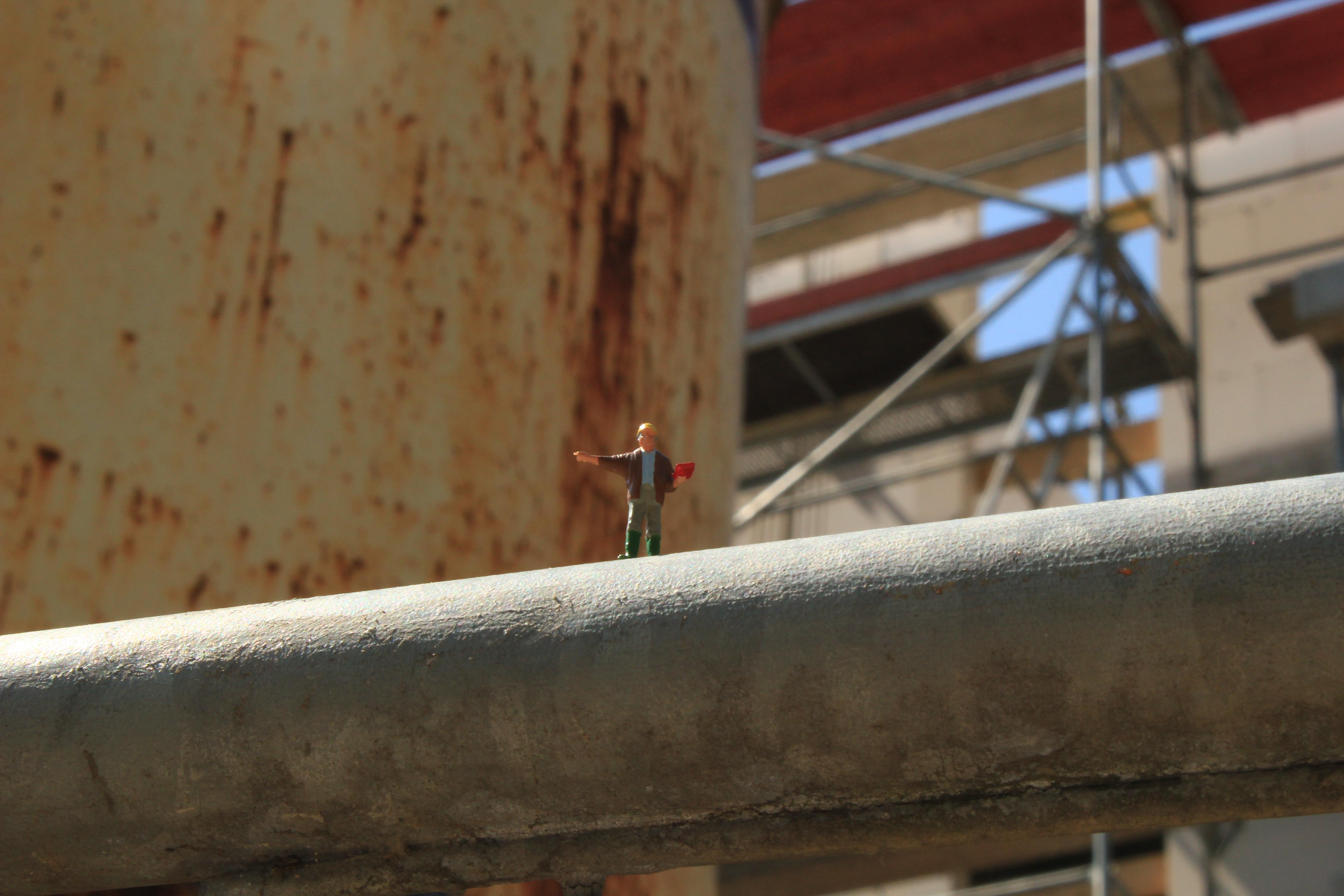 Bauarbeiter 2