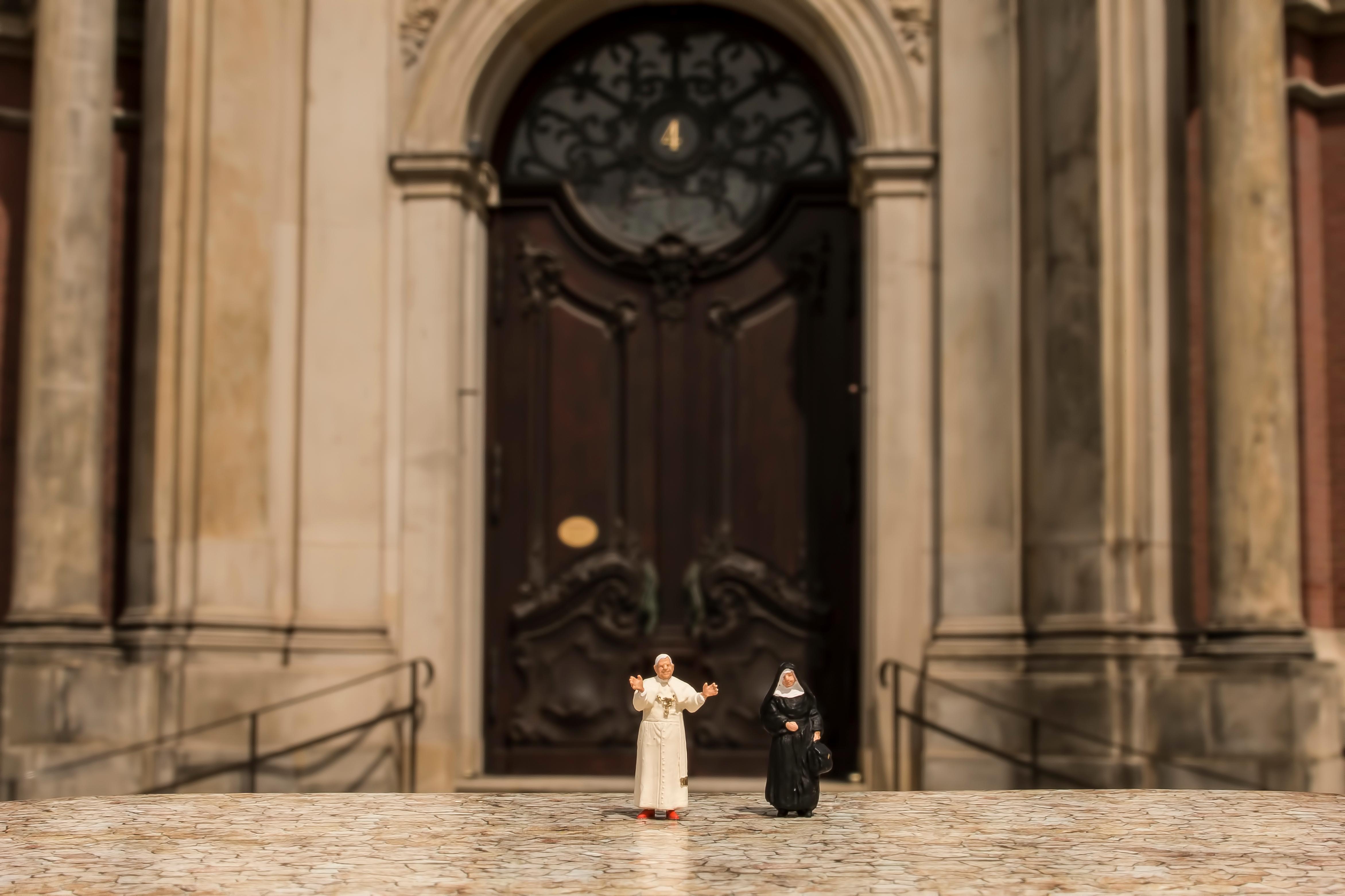 Der Papst in Hamburg