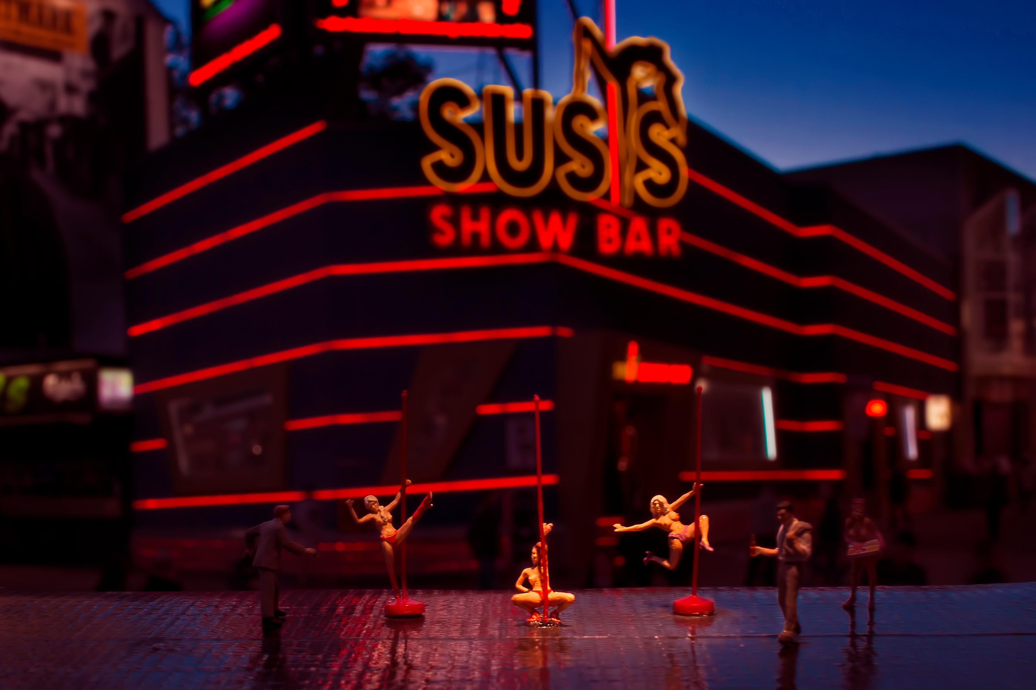 Susis Showbar Reeperbahn