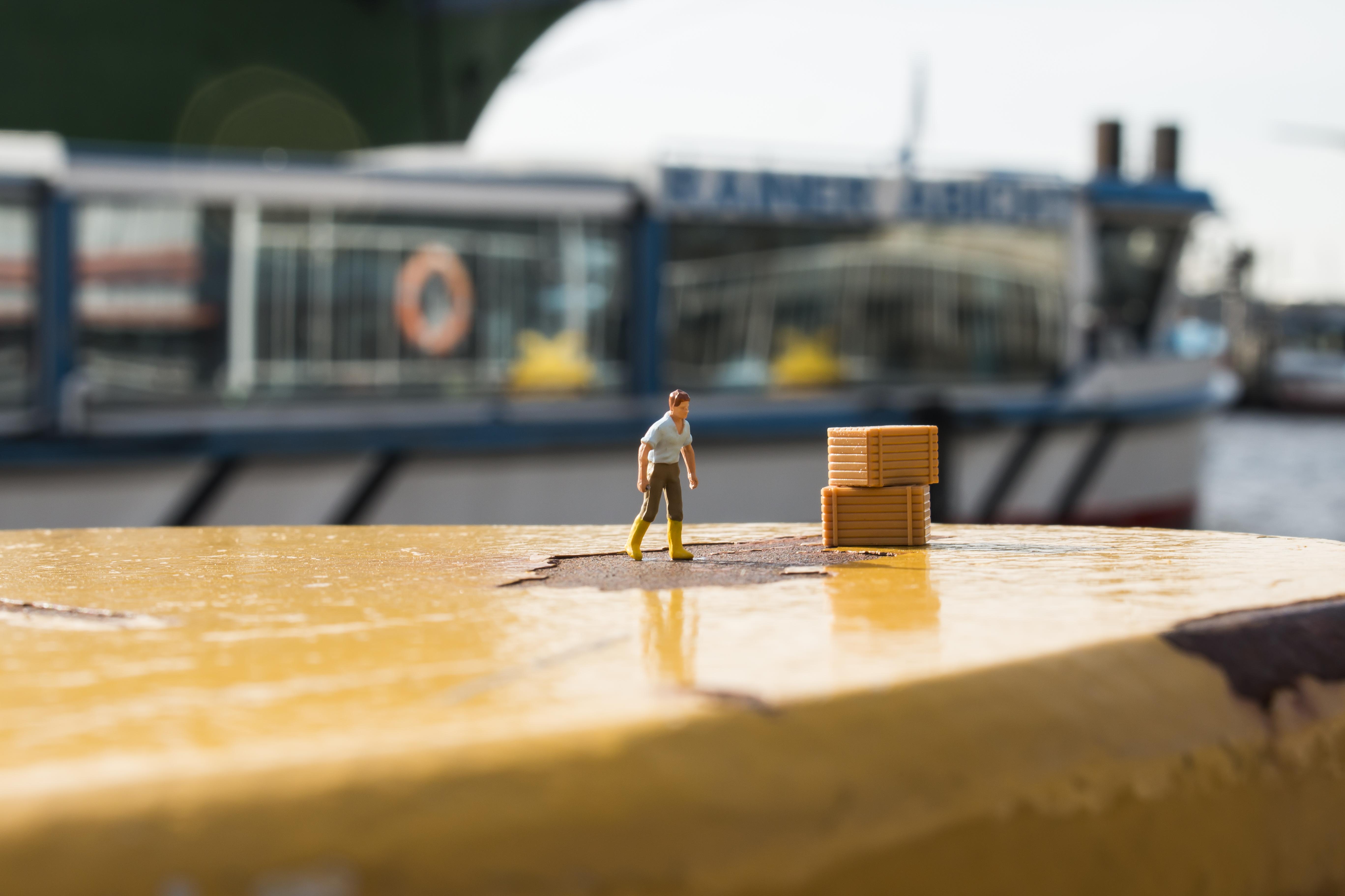 Hafenarbeiter 2