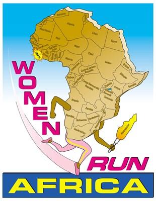 Women Run Africa Design