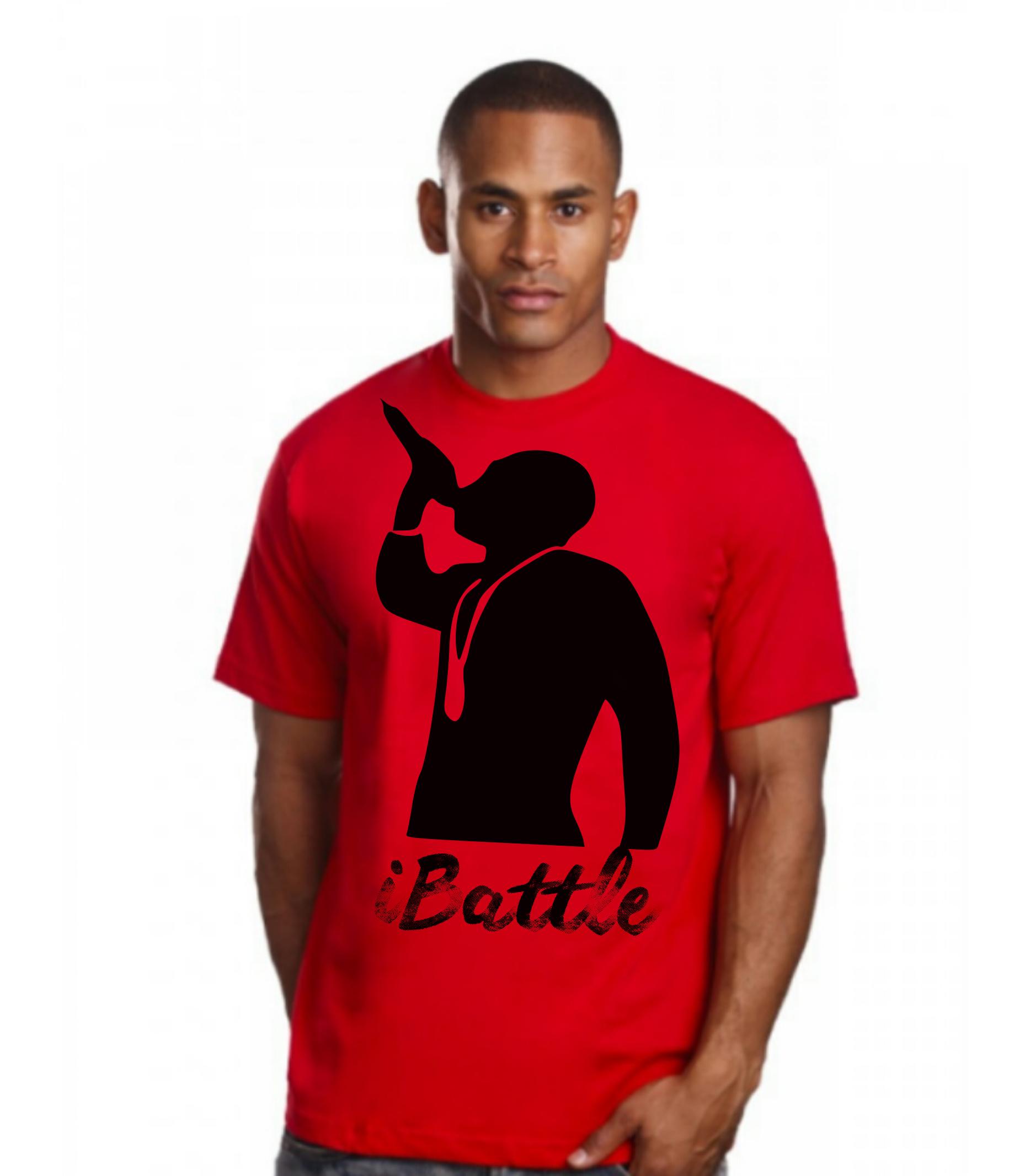 BRG-Model-iBattleTee-Red-Black - Copy