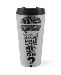 Is This Mic On? Design