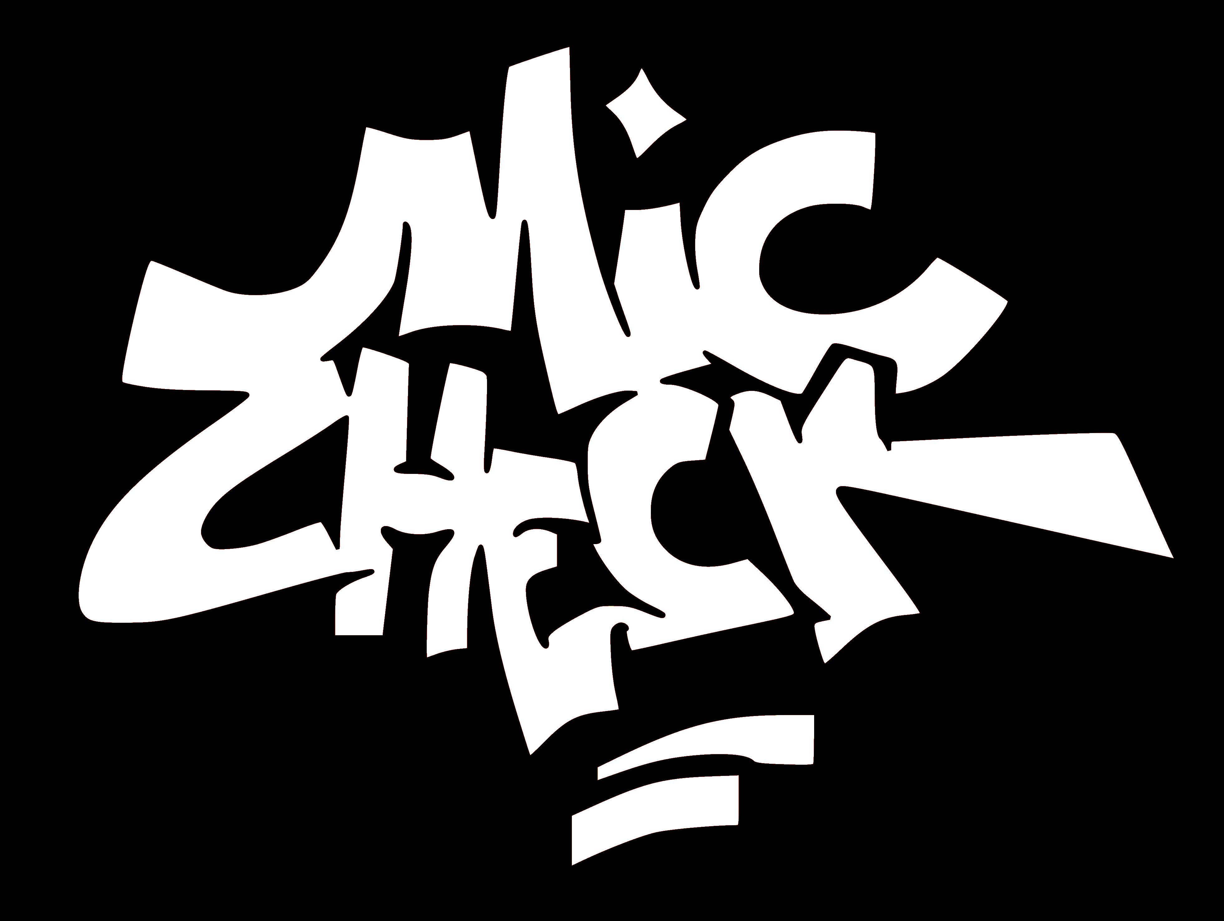 Mic Check - White