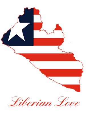 Official Liberian Love Apparel Logo