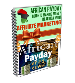 African Payday - Spiral Notebook