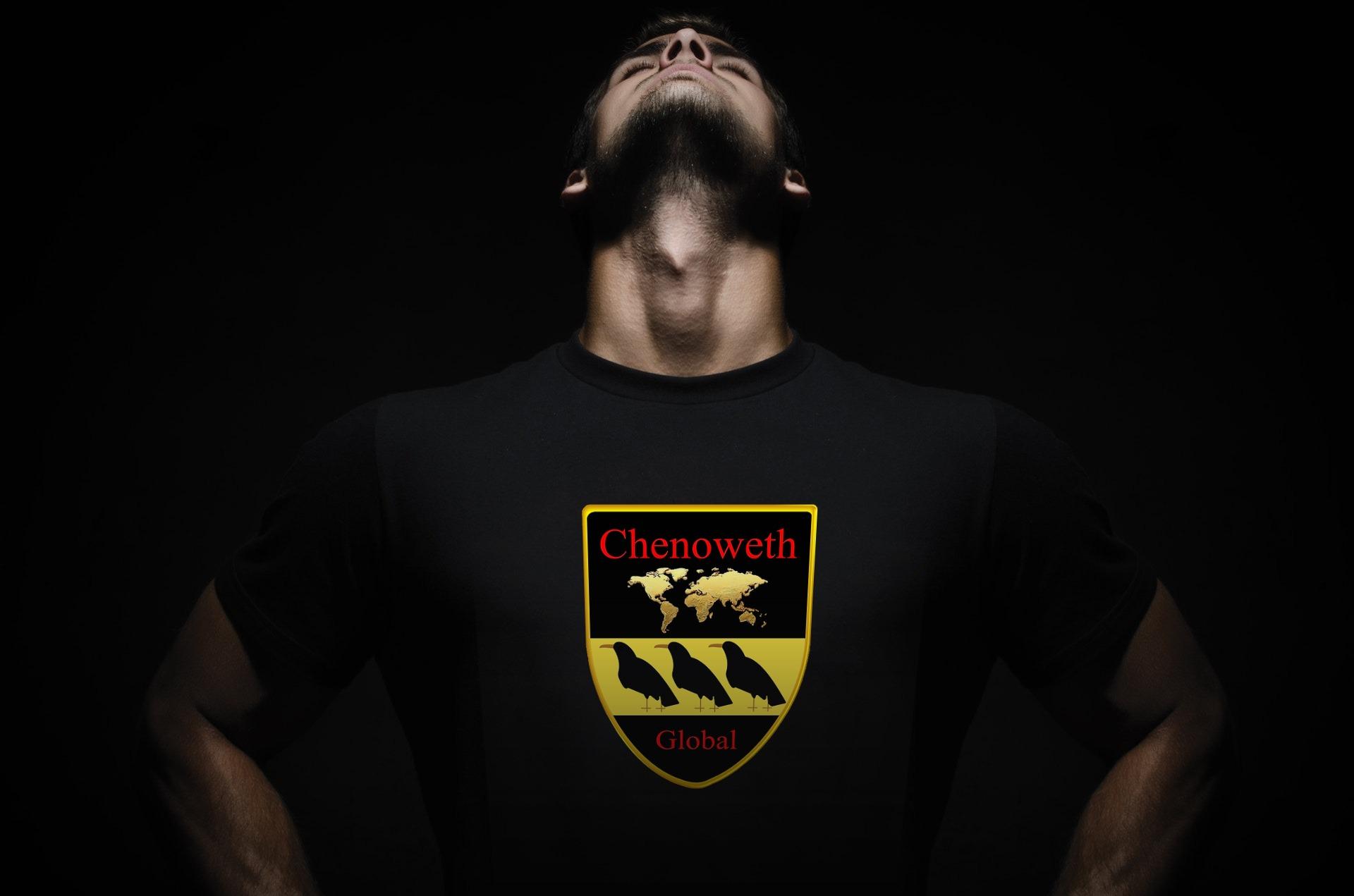Chenoweth Global Black Tshirt