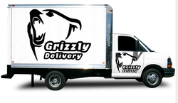 Grizzly Delivery Box Truck