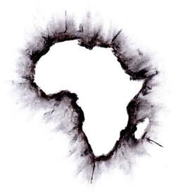 Africa Explosion Design