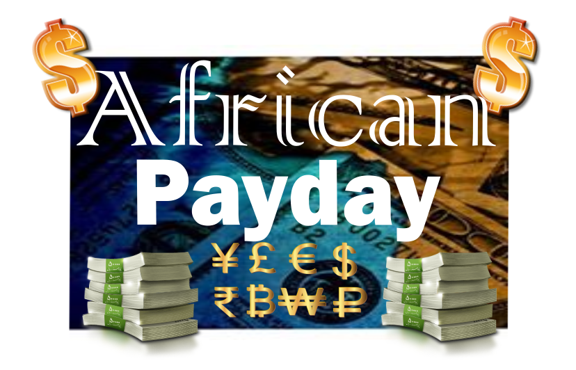 African Payday Flyer
