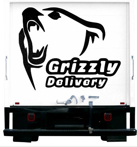 Box Truck - Rear Door