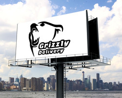 Grizzly Delivery Billboard