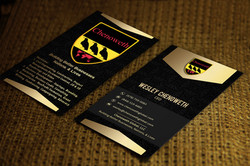 Chenoweth Global Business Cards