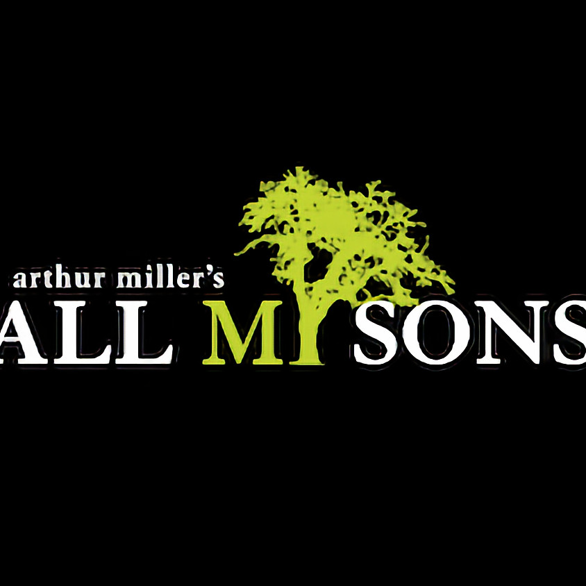 All My Sons Fall Play 12/6-8