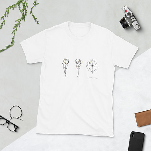 Elephant - black on white