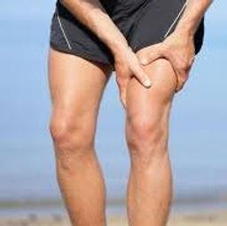 upper leg strain