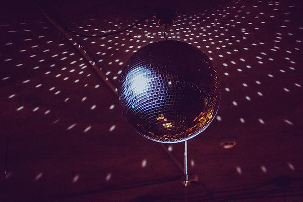 Disco-Kugel von DJ Bautzen