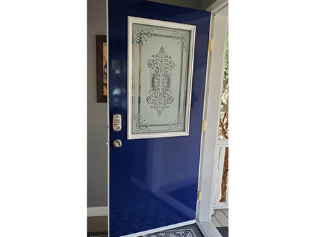Welcome Home to Your New Front Door!