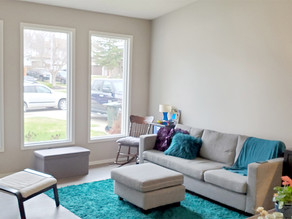 Living Room & Dining Room Revival!