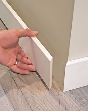 Trim Installation by Residential Revival
