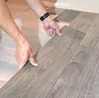 Laminate Flooring by Residential Revival