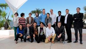 Pradeepan Raveendran at Photo call - Cannes
