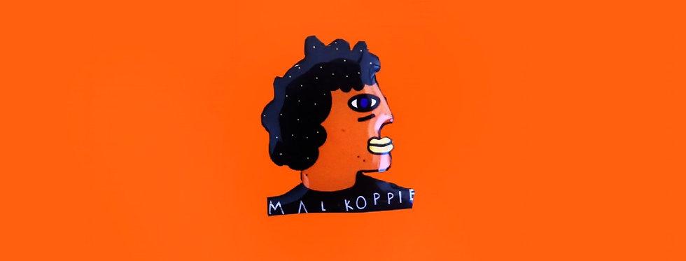 MALkoppie Pins