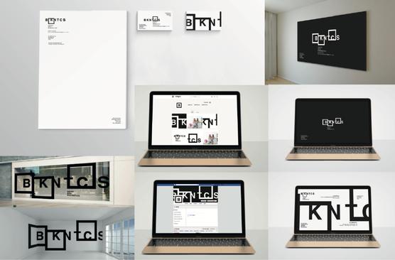 Corporate Identity design.