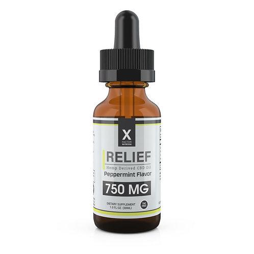 750 MG - Relief CBD Oil