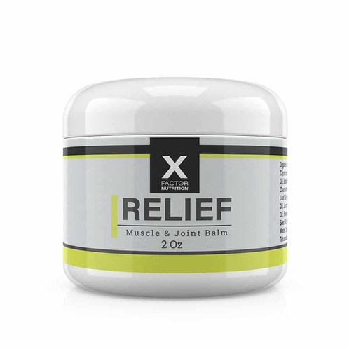 Relief CBD Muscle & Joint Balm - 500 MG