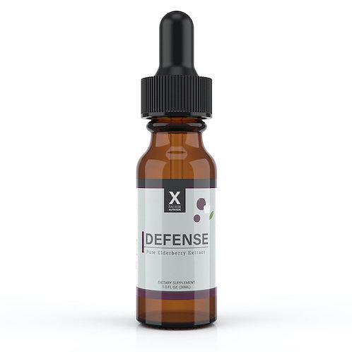 X-Factor Defense - The Elderberry Extract