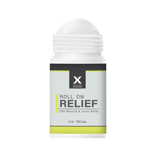 Relief Roll On CBD Muscle & Joint Balm - 500 MG